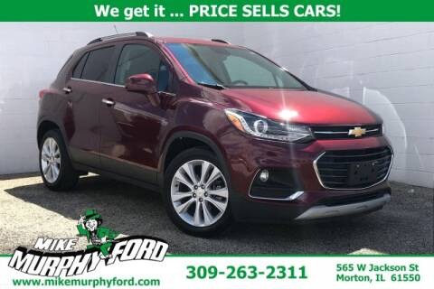 2017 Chevrolet Trax for sale at Mike Murphy Ford in Morton IL