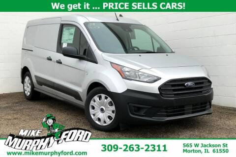 2020 Ford Transit Connect Cargo for sale at Mike Murphy Ford in Morton IL