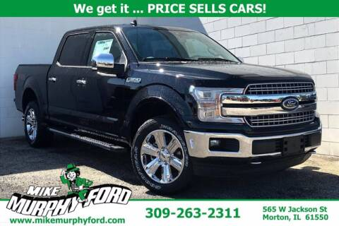 2020 Ford F-150 for sale at Mike Murphy Ford in Morton IL