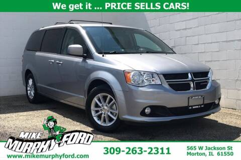2019 Dodge Grand Caravan for sale at Mike Murphy Ford in Morton IL