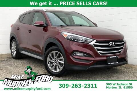 2017 Hyundai Tucson for sale at Mike Murphy Ford in Morton IL