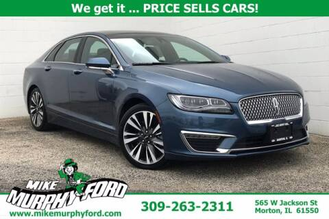 2019 Lincoln MKZ for sale at Mike Murphy Ford in Morton IL