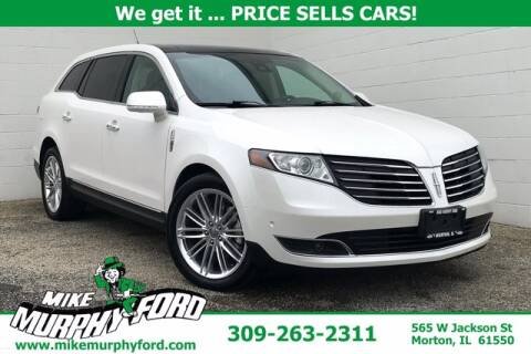 2019 Lincoln MKT for sale at Mike Murphy Ford in Morton IL