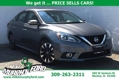 2017 Nissan Sentra for sale at Mike Murphy Ford in Morton IL