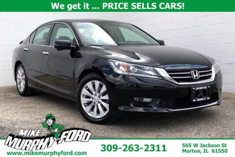 2014 Honda Accord for sale at Mike Murphy Ford in Morton IL