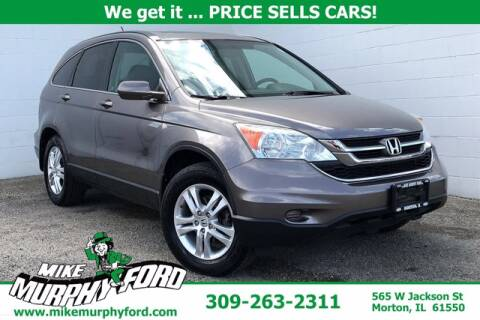 2011 Honda CR-V for sale at Mike Murphy Ford in Morton IL