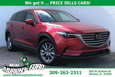2019 Mazda CX-9 for sale at Mike Murphy Ford in Morton IL