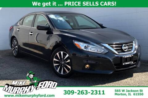 2017 Nissan Altima for sale at Mike Murphy Ford in Morton IL