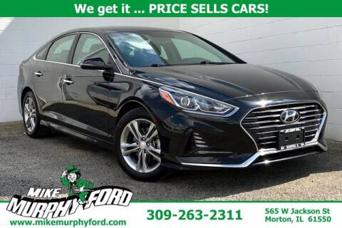 2018 Hyundai Sonata for sale at Mike Murphy Ford in Morton IL