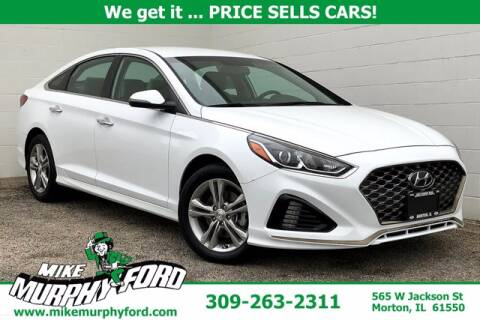 2019 Hyundai Sonata for sale at Mike Murphy Ford in Morton IL