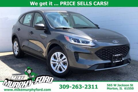 2020 Ford Escape for sale at Mike Murphy Ford in Morton IL