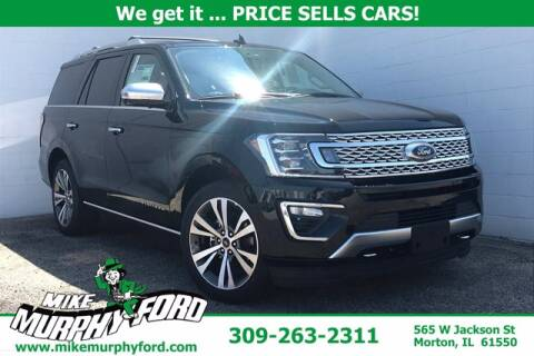 2020 Ford Expedition for sale at Mike Murphy Ford in Morton IL