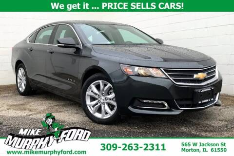 2019 Chevrolet Impala for sale at Mike Murphy Ford in Morton IL