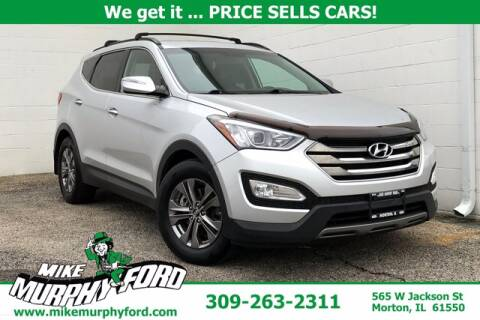 2013 Hyundai Santa Fe Sport for sale at Mike Murphy Ford in Morton IL