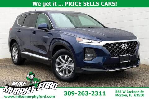 2019 Hyundai Santa Fe for sale at Mike Murphy Ford in Morton IL