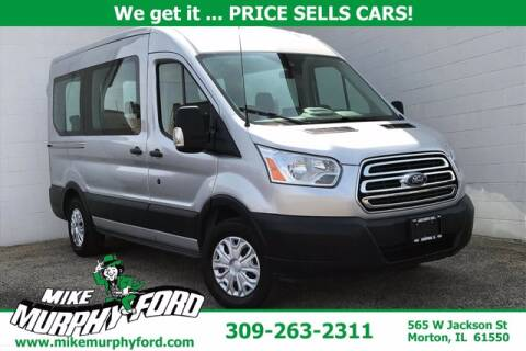 2019 Ford Transit Passenger for sale at Mike Murphy Ford in Morton IL