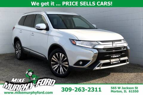 2019 Mitsubishi Outlander for sale at Mike Murphy Ford in Morton IL