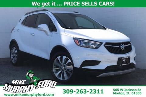 2018 Buick Encore for sale at Mike Murphy Ford in Morton IL