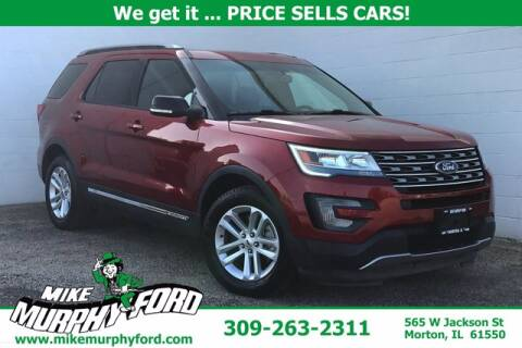 2016 Ford Explorer for sale at Mike Murphy Ford in Morton IL