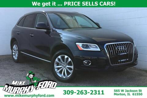 2016 Audi Q5 for sale at Mike Murphy Ford in Morton IL