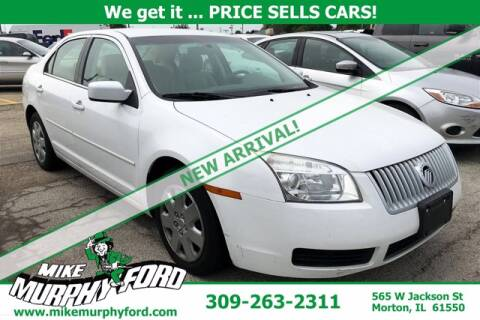2007 Mercury Milan for sale at Mike Murphy Ford in Morton IL