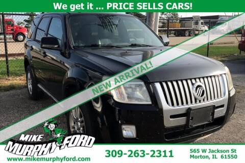 2010 Mercury Mariner for sale at Mike Murphy Ford in Morton IL