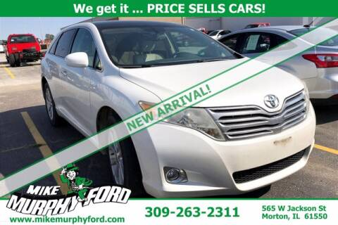 2010 Toyota Venza for sale at Mike Murphy Ford in Morton IL