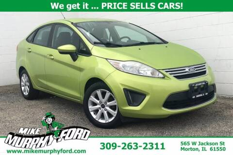 2011 Ford Fiesta for sale at Mike Murphy Ford in Morton IL