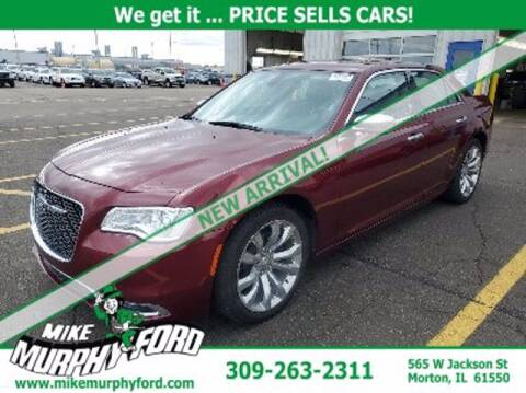 2019 Chrysler 300 for sale at Mike Murphy Ford in Morton IL