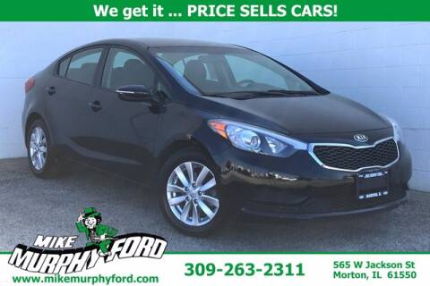 2016 Kia Forte for sale at Mike Murphy Ford in Morton IL