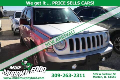 2011 Jeep Patriot for sale at Mike Murphy Ford in Morton IL