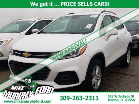 2019 Chevrolet Trax for sale at Mike Murphy Ford in Morton IL