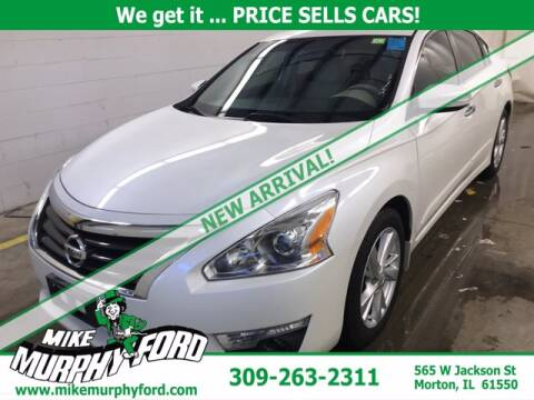 2015 Nissan Altima for sale at Mike Murphy Ford in Morton IL