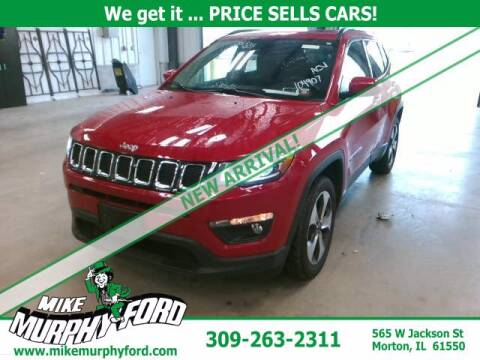 2018 Jeep Compass for sale at Mike Murphy Ford in Morton IL