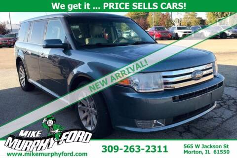 2010 Ford Flex for sale at Mike Murphy Ford in Morton IL