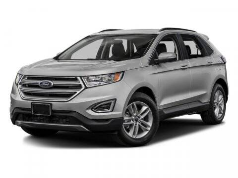 2017 Ford Edge for sale at Mike Murphy Ford in Morton IL