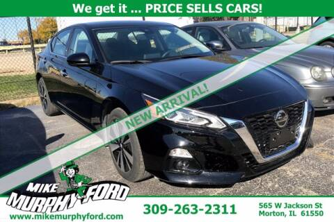 2019 Nissan Altima for sale at Mike Murphy Ford in Morton IL