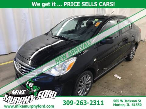 2019 Mitsubishi Mirage G4 for sale at Mike Murphy Ford in Morton IL