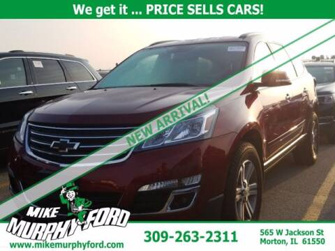 2017 Chevrolet Traverse for sale at Mike Murphy Ford in Morton IL