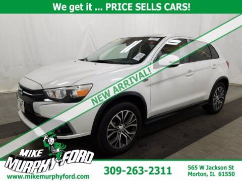 2019 Mitsubishi Outlander Sport for sale at Mike Murphy Ford in Morton IL
