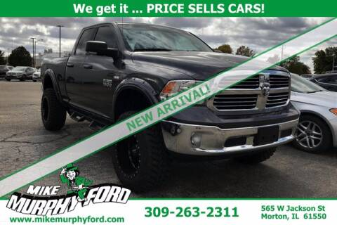 2019 RAM Ram Pickup 1500 Classic for sale at Mike Murphy Ford in Morton IL