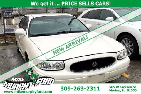 2003 Buick LeSabre for sale at Mike Murphy Ford in Morton IL