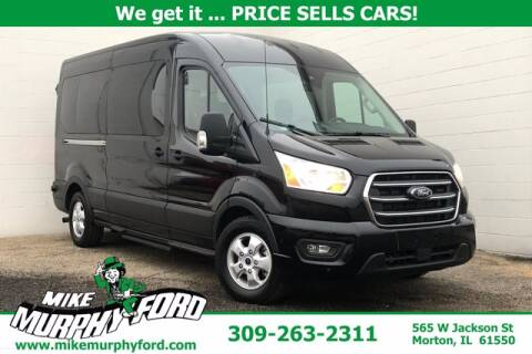 2020 Ford Transit Passenger for sale at Mike Murphy Ford in Morton IL