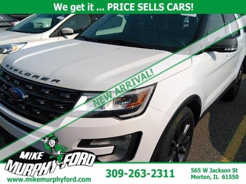 2017 Ford Explorer for sale at Mike Murphy Ford in Morton IL