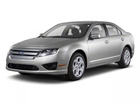 2012 Ford Fusion for sale at Mike Murphy Ford in Morton IL
