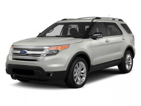 2014 Ford Explorer for sale at Mike Murphy Ford in Morton IL