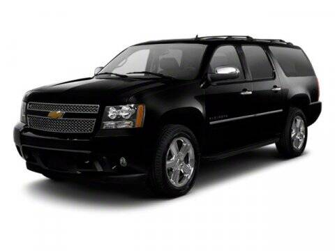 2010 Chevrolet Suburban for sale at Mike Murphy Ford in Morton IL