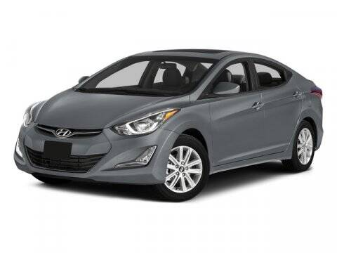 2015 Hyundai Elantra for sale at Mike Murphy Ford in Morton IL