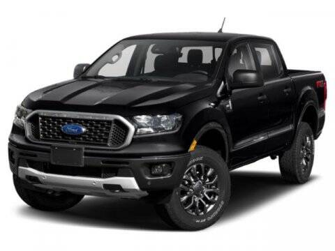 2020 Ford Ranger for sale at Mike Murphy Ford in Morton IL