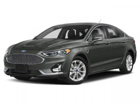 2019 Ford Fusion Energi for sale at Mike Murphy Ford in Morton IL